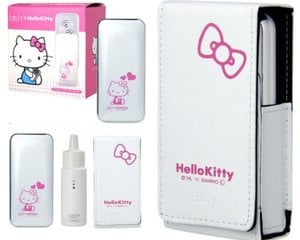 Hello Kitty imiy Nano Mist Hand Steamer