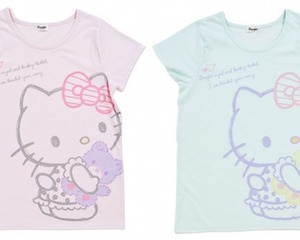 Hello Kitty T-Shirt Teddy Bear