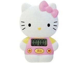Hello Kitty Kitchen Timer