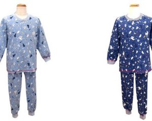 Hikaru Obake Glow-in-the-Dark Ghosts Pajamas