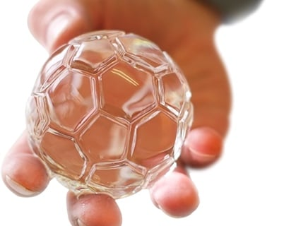 Ice Ball Mold Soccer Ball Football 65mm Ice Maker