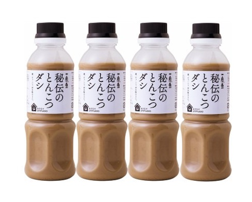 Ippudo Tonkotsu Ramen All-purpose Cooking Sauce (4 Pack)