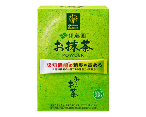 Itoen Oi Ocha Matcha Powder (32 Sticks)