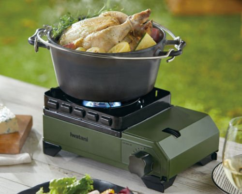Iwatani Tough Maru Portable Stove