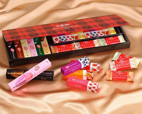 Japanese Kit-Kat Chocolatory Collection Gift Set (Pack of 22)