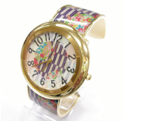Japanese Pattern Retro Watch