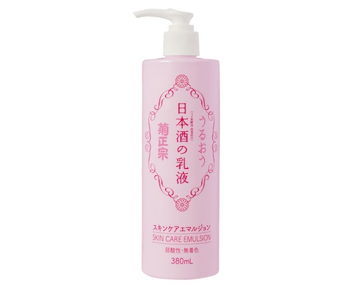 Japanese Sake Skin Care Emulsion