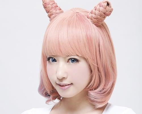 Hair Style Japan: Pop Candy Harajuku Fashion Cosplay Wig