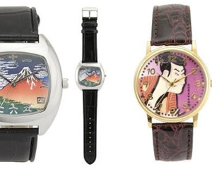 Assorted Japanese Style Watches