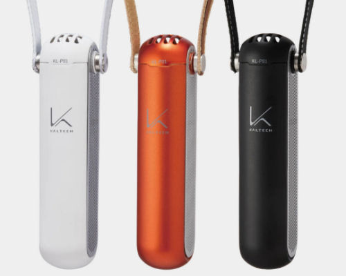 Kaltech Turned K Wearable Personal Disinfectant