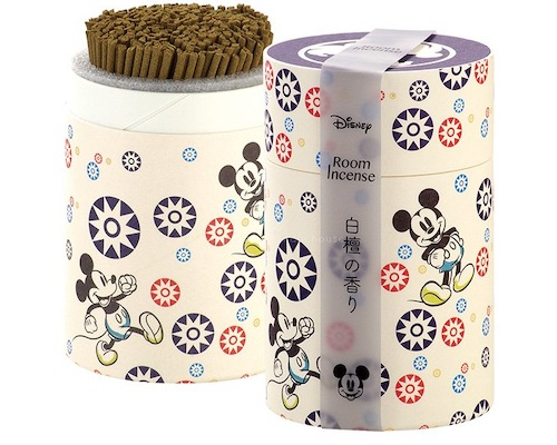 Kameyama Disney Mickey Mouse Incense