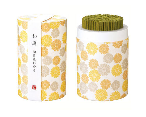 Kameyama Wayu Sunflower Incense