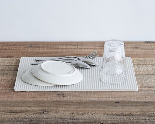 Keisodo Soil Diatomaceous Earth Dish Draining Board