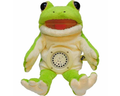 Keromin Rhyme 3 Frog Musical Toy