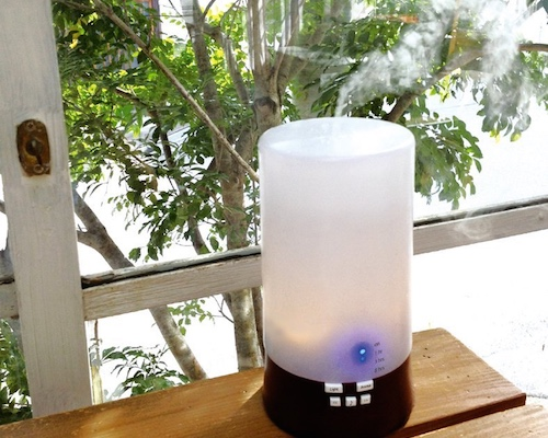 Misty Aroma Diffuser and Speaker