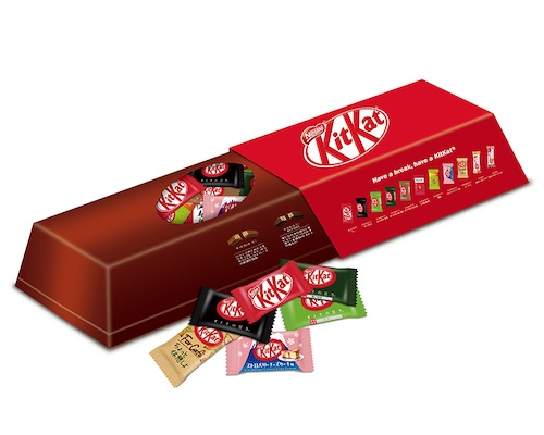 Kit Kat Mini Super Assortment (11 Flavors, 80 Snacks)