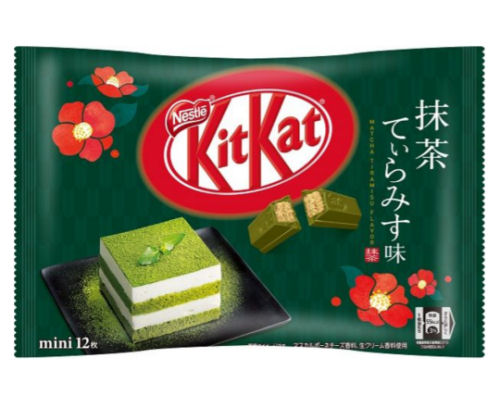 Kit Kat Mini Matcha Tiramisu (Pack of 12)