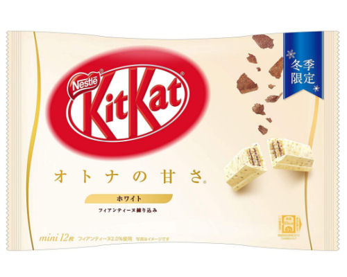 Kit Kat Mini White (Pack of 12)