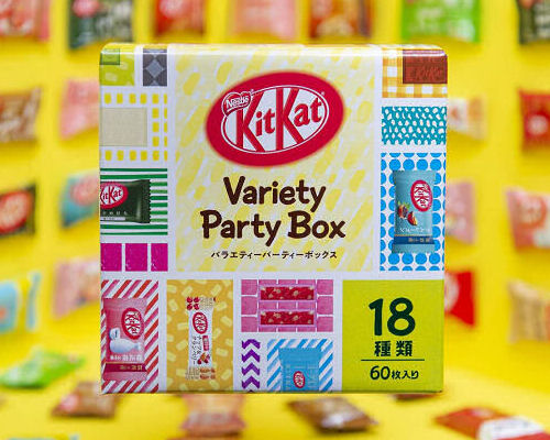 Kit Kat Mini Variety Party Box Mega-Pack