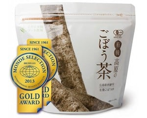 Kodama Organic Gobou-cha Burdock Root Tea Set