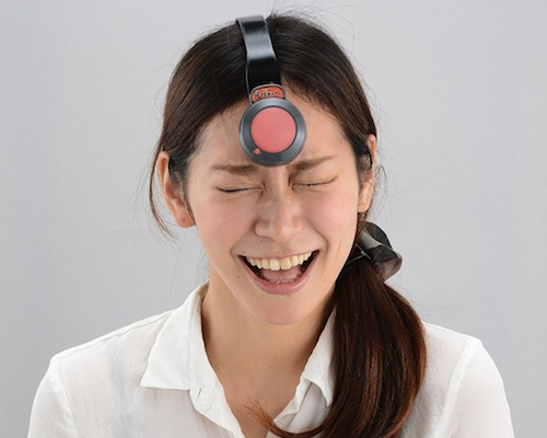 Kokoro Scanner Lie Detector Headset