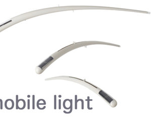 Lampe mobile de Kyouei Design set of 3