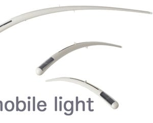 Mobile Light from Kyouei Design Set of 3