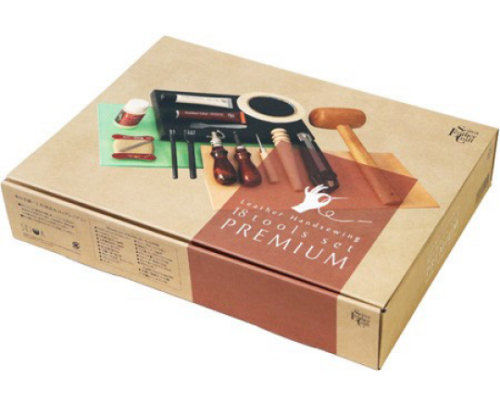 Premium Leather Crafts Sewing Tool Set