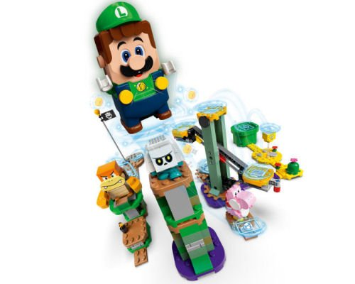 Lego Adventures with Luigi Starter Course