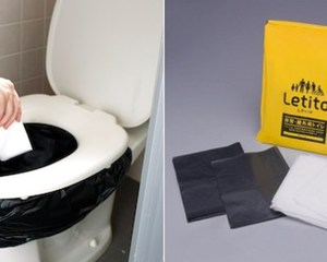 Letito Emergency Disposable Toilet Bags