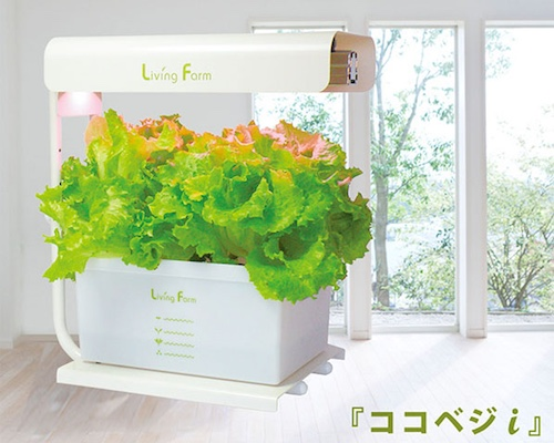 Living Farm Coco Veggie i Hydroponic Grow Box