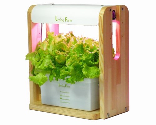 Living Farm Coco Veggie tn Hydroponic Grow Box