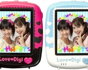 Love Digi Furi Furi Photo Frame