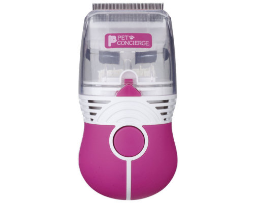 Lozen PE-600 Star Pet Concierge De-Fleaing Comb Fur Cleaner