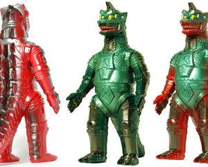 Godzilla Spielzeug und Spiele