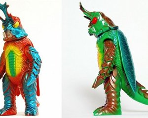 M1GO Megalon Vinyl Toy