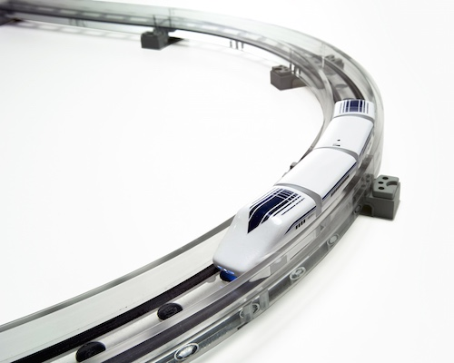 Linear Liner Maglev Train Toy