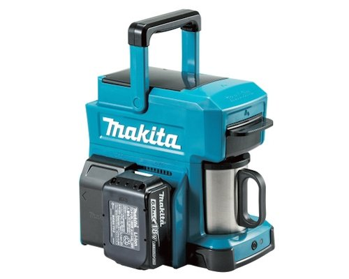 Makita Power Tool Battery Coffee Maker CM501DZ
