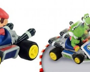 Mario Kart 7 Drift Spec RC Pro Set