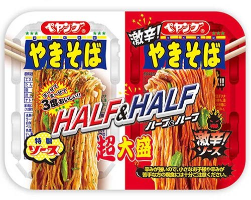 Peyoung Super Large Yakisoba Instant Noodles (Pack of 12)