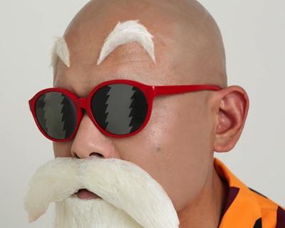 Master Sunglasses  an trend master roshi s sunglasses