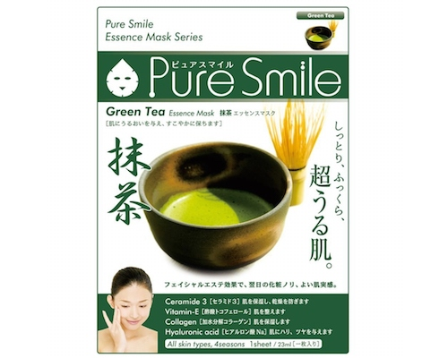 Matcha Green Tea Face Pack