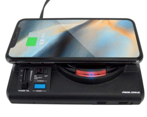 Mega Drive Wireless Phone Charger