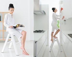 Terrific Metaphys Lucano Step Stool Cjindustries Chair Design For Home Cjindustriesco