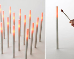 HONO electric Candle LED light