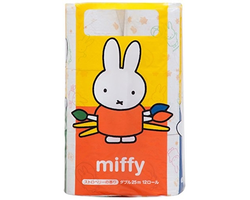 Miffy Toilet Paper (6 Pack)
