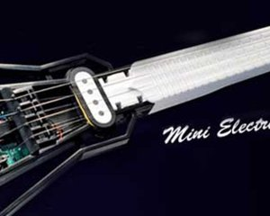 Gakken Mini Electric Guitar