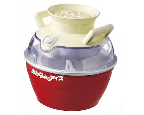 Minna de Ice Home Ice Cream Maker