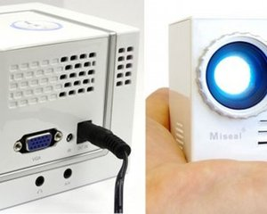 Miseal Mini Projector