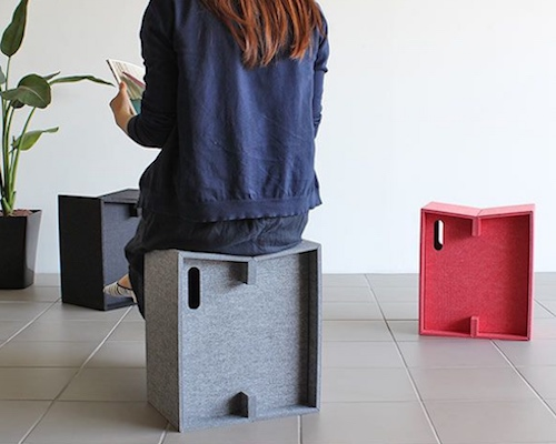Mizo Mobile Stool